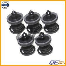 Volvo S40 V50 C70 C30 2004 -2013 Genuine Door Panel Clips 8679426 Set of 5