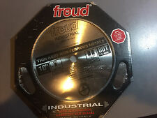 Freud LU77M010 10-Inch 80 Tooth TCG Thin Kerf Non-Ferrous Metal  Saw Blade