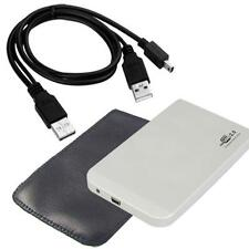 "Ultrathin 2.5"" USB2.0 IDE Hard Drive Disk HD HDD Case Enclosures"