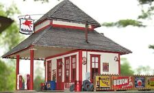 Micro Scale Models HO scale MOBIL Gas Station kit