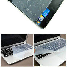 Waterproof Universal Cover Laptop Notebook Keyboard Skin Silicone Protector