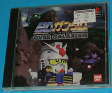 SD Gundam Over Galaxian - Sony Playstation - PS1 PSX - JAP Japan