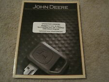 John Deere 4045 6068 Engine Operation & Maintenance Manual  PowerTech 4.5L 6.8L