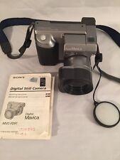 SONY Digital Still Mavica MVC-FD91 Digital Camera See Listing