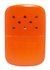 Zippo 40348 12-Hour Blaze Orange Finish Hand Warmer Pocket Outdoor Windproof New