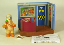 Playmates World Of Springfield The Simpsons WOS Nuclar Power Plant