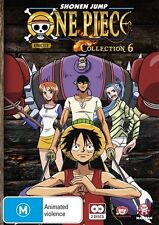 One Piece (Uncut) Collection 06 (Eps 67-78) NEW R4 DVD
