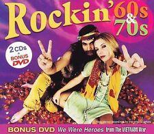 NEW - 70's Rock by Rockin' 60s & 70s
