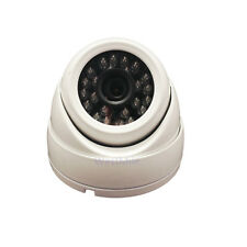 POE 2.0MP 1080P IP  Camera Network Security ONVIF Outdoor Metal Dome P2P White