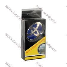 TOYOTA Blue Steering Wheel Emblem Badge For  CAMRY COROLLA RAV4 SIENNA 4RUNNER