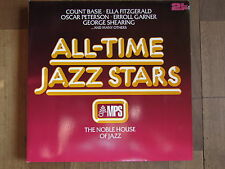 "DLP - MPS ALL TIME JAZZ STARS - THE NOBLE HOUSE OF JAZZ ""TOPZUSTAND!"""