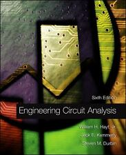Engineering Circuit Analysis (Mcgraw-Hill Series in Electrical and Computer...