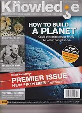 BBC KNOWLEDGE MAGAZINE OCT 2008, FOR THE CURIOUS MIND, SCIENCE *HISTORY *NATURE.