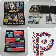World Of War A Internecine Game Set for the Commodore Amiga tested & working