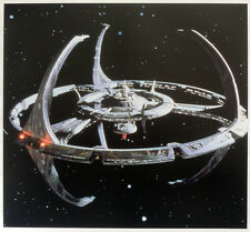 STAR TREK POSTER PAGE . DEEP SPACE NINE DS9 TEROK NOR . NOT DVD V11