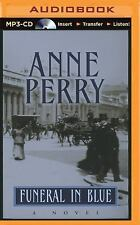 William Monk: Funeral in Blue 12 by Anne Perry (2015, MP3 CD, Unabridged)