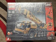 LEGO Technic Mobile Crane MK II 42009 - Factory Sealed