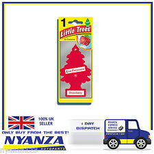 Magic Tree Little Tree STRAWBERRY Home Car Van Air Freshener Freshner