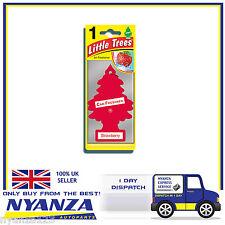 Magic Tree Little Tree STRAWBERRY Home Car Van Air Freshener Freshner