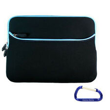 "Black Blue Carrying Sleeve Case Cover for Apple MacBook Pro 13"" Retina Display"