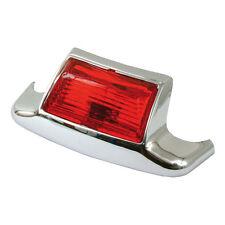 Heck Fender Tip mit Licht, rot, für Harley - Davidson FL, FLT, FLSTC 80-99