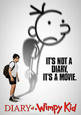THE DIARY OF A WIMPY KID - COMPLETE FILM MOVIE TRILOGY 1-3 (1 2 3) DVD BRAND NEW