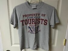 Vintage Asheville Tourists Minor League Baseball Pullover T-Shirt Youth Large