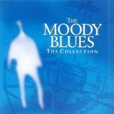 THE MOODY BLUES - THE COLLECTION  2 CD  34 TRACKS INTERNATIONAL POP BEST OF NEU