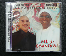 CD Los Hombres Calientes - Vol. 5: Carnival - New Orleans - Basin Street