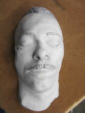 John Dillinger death mask- July 23, 1934--3rd generation