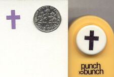 Small CROSS Shape Paper Punch x Punch Bunch Quilling-Scrapbooking-Cardcrafting