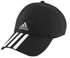 adidas Baseball Cap Baseballcap Essent 3S 3-Streifen Design X16245 schwarz NEU