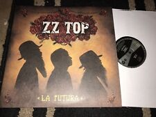 ZZ TOP - LA FUTURA - VINYL LP - NM