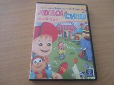 pc/mac cd-rom adiboud'chou au cirque