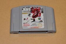 N64 Nintendo 64 Spiel Modul - NHL Breakaway 99 - Eishockey Sport