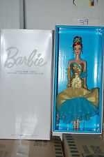 HAPPY NEW YEAR BARBIE DOLL, HOLIDAY HOSTESS COLLECTION, X8202, 2013, NRFB