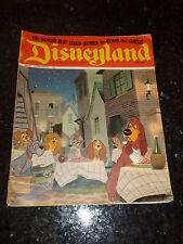 DISNEYLAND Comic - No 14 - Date 1971 - UK Paper comic