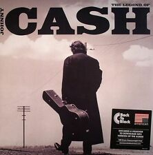 CASH, Johnny - The Legend Of Johnny Cash - Vinyl (2xLP)