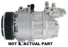 Air conditioning A/C compressor fit BMW X5 E53 2000-2006 3.0I /D 4.4L 4.8L NEW