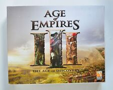 Age of Empires III: The Age of Discovery Board Game +Extra Pieces for 6th Player