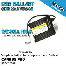 D1S CANBUS PRO BALLAST NO ERRORS 35W REPLACEMENT OEM BMW AUDI MERCEDES VW