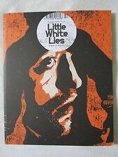 Little White Lies Magazine #54 The Rover movie , Robert Pattinson