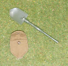VINTAGE ACTION MAN 40th ACTION SOLDIER LOOSE FOLDING ENTRENCHING TOOL & COVER