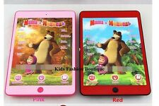 """""""Masha and the Bear""""BIG Tablet 3d tablet toy PRICE DEDUCTED"""