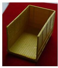 Pièces pour Dinky Toys cage du GMC Pinder teintée jaune référence 881