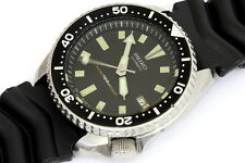 Seiko 17 jewels Divers 7002-7000 automatic - Serial nr. 581458