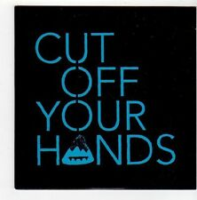 (FA332) Cut Off Your Hands, Happy As Can Be - 2008 DJ CD