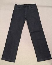 Men $895 NEIL BARRETT Stretch Cotton Biker Jeans 34 Balmain RARE 1ST COLLECTION