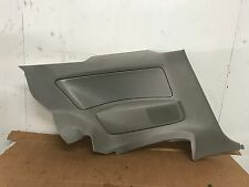 INFINITI OEM G35 COUPE 03-06 REAR LEFT SIDE QUARTER LEATHER PANEL CARD COVER