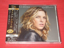 DIANA KRALL Wallflower bonus tracks  JAPAN SHM CD + DVD